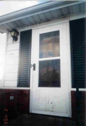 Door Problems Rotted Storm Door 2