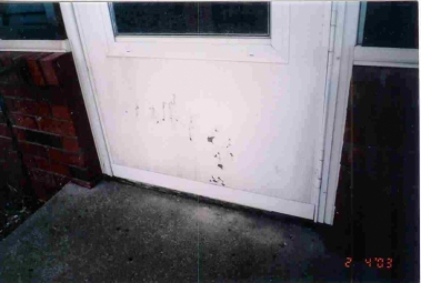Door Problems Rotted Storm Door 4