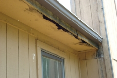 Gutter Problems Mccune Before 05 Lima, OH