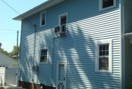 Insulated Siding After