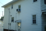 Insulated Siding Before