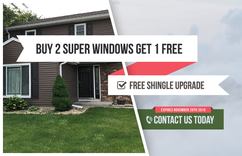 Fort Wayne Replacement Windows Siding Roofing Key