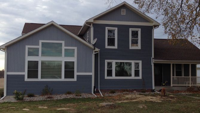 replacement windows in Fort Wayne, IN